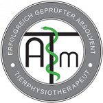 Logo ATM Tierphysiotherapeut